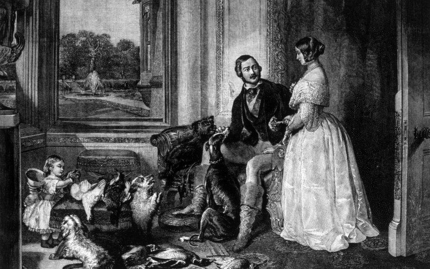 Darbininkai ir vargšai karalienės Viktorijos valdymo laikais