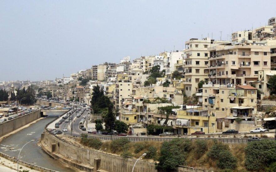 Netoli Tripolio iš kalėjimo pabėgo šimtai kalinių