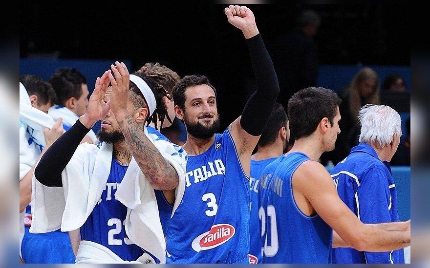 Italijos krepšinio rinktinė