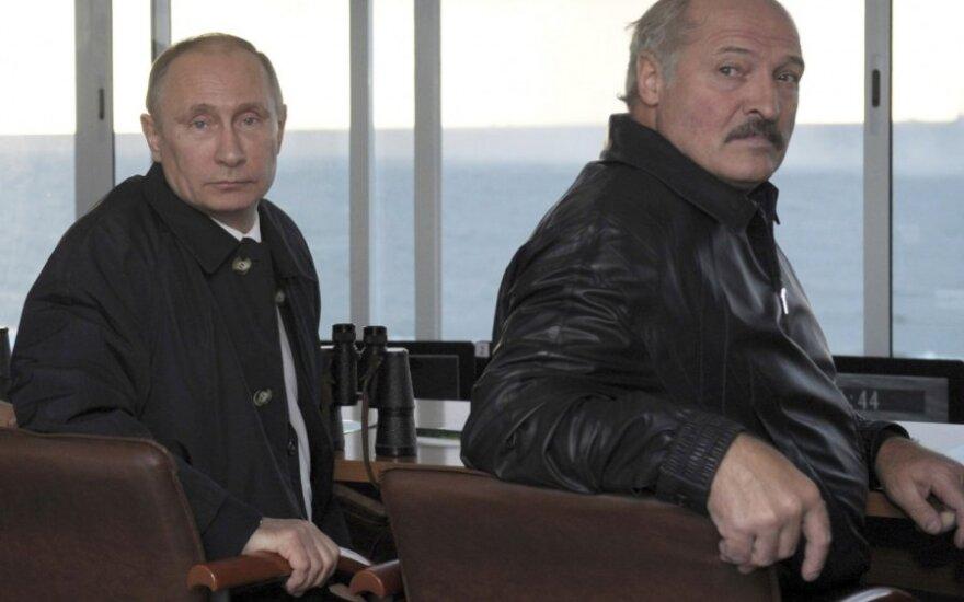 A. Lukašenka pasisakė prieš Ukrainos federalizaciją