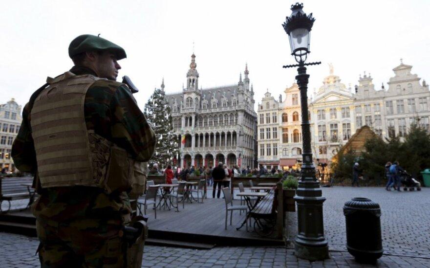 Naujųjų naktį – teroristinių išpuolių grėsmė: Europoje stiprinamas saugumas