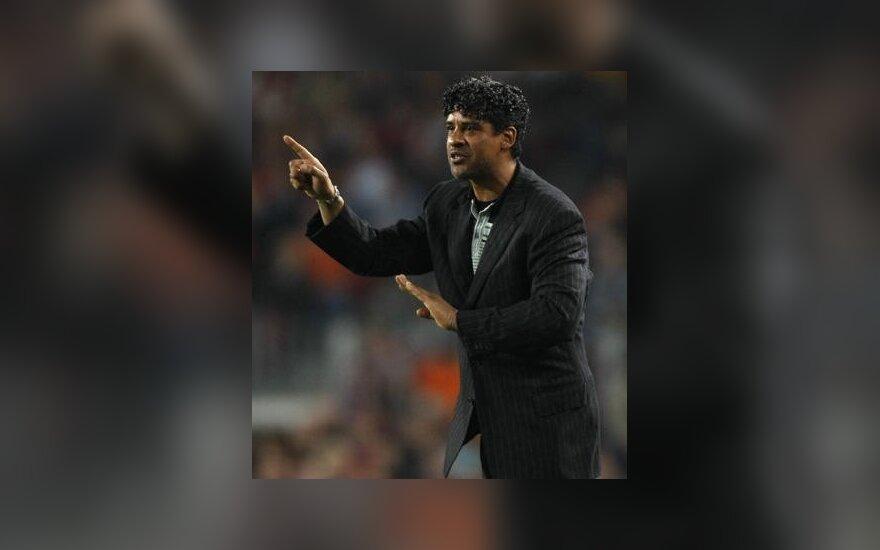 "F.Rijkaardą domina darbas ""Chelsea"" klube"