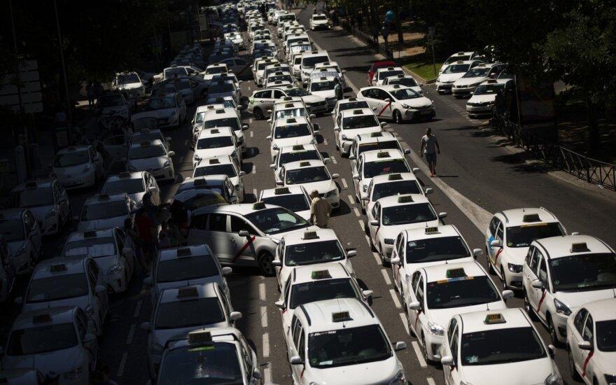Taksi Ispanijoje