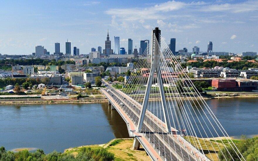Kova dėl Lenkijos sostinės turės padarinių visai Europai