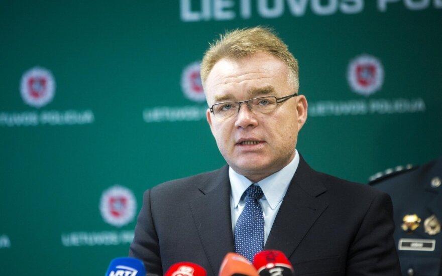 VMI Kontrolės departamento direktorius M. Žemgulis traukiasi iš pareigų
