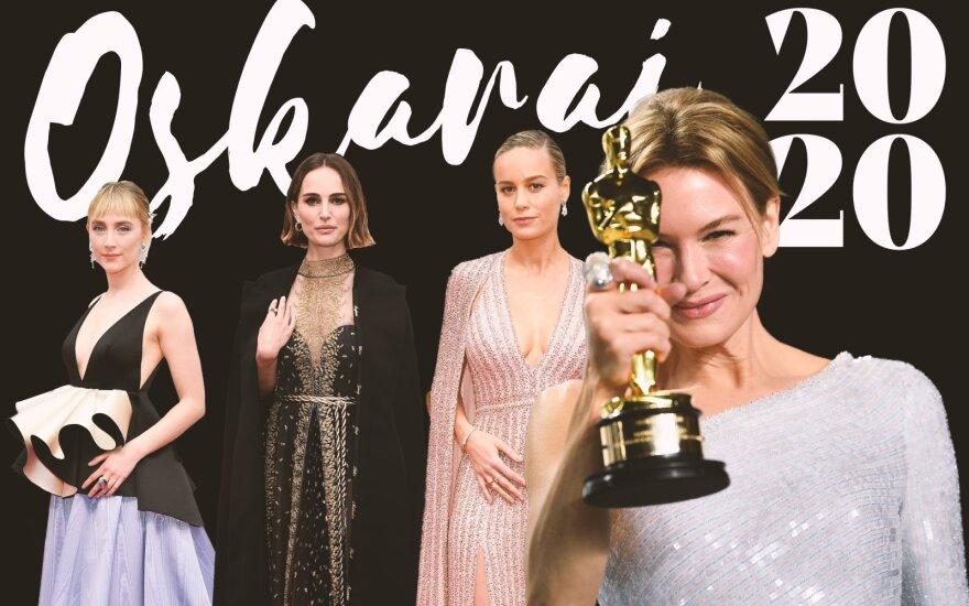 """Stilingiausios """"Oskarų"""" ceremonijos viešnios"""
