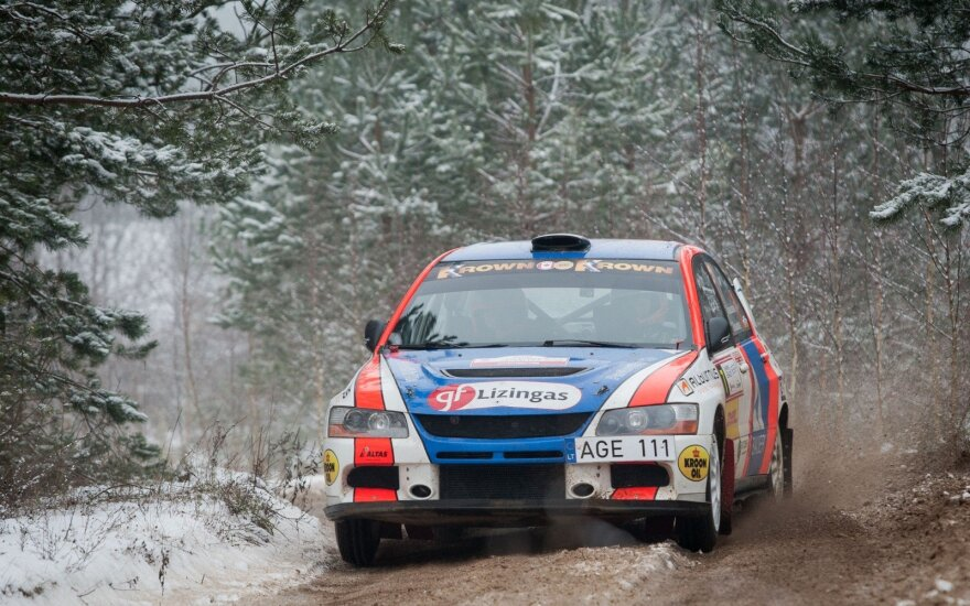 """Winter Rally"" 2018"