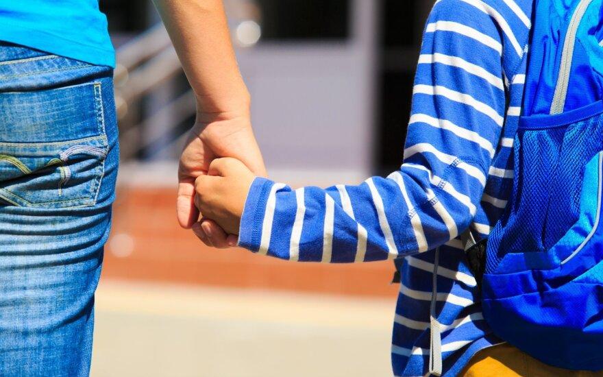 Vaikai ir tėvai