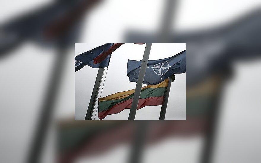 Vokietijos pareigūnas: NATO krovinių tranzitas per Lietuvą gali padidėti