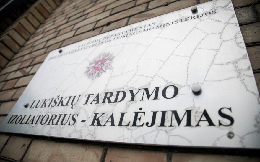 Jokių išimčių: iš Lukiškių iškeliami kaliniai, vaikžudė Bružaitė bus įkalinta su moterimis
