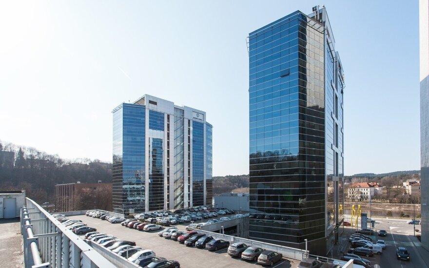 Bokštai dvyniai - verslo centras