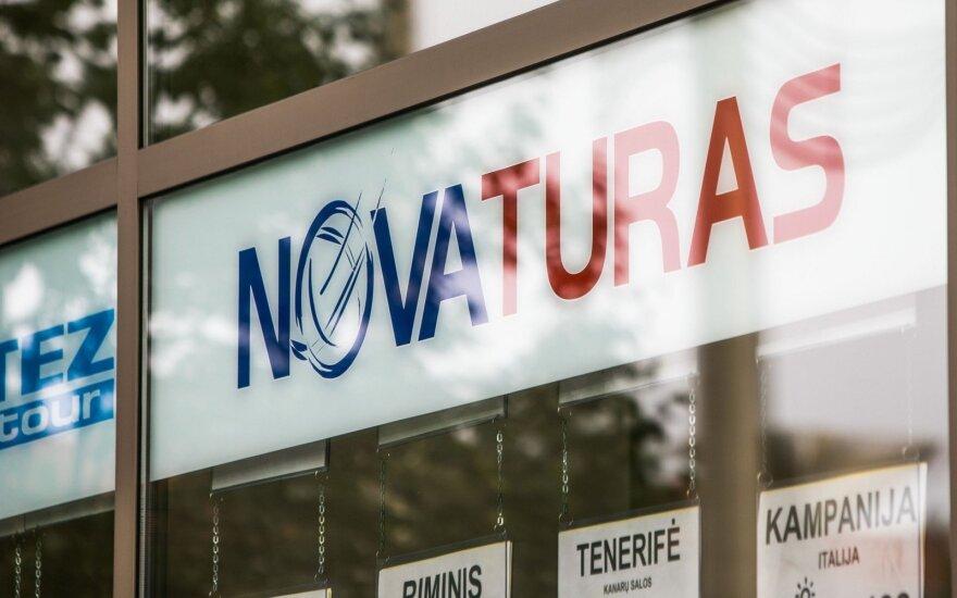 """""""Novaturas"""" akcijos kovo 21-ąją bus įtrauktos į Baltijos Oficialųjį prekybos sąrašą"""