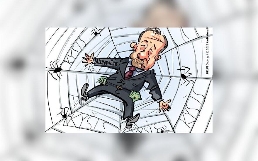 Teismas: R.Adomavičius nuo pareigų nušalintas pagrįstai