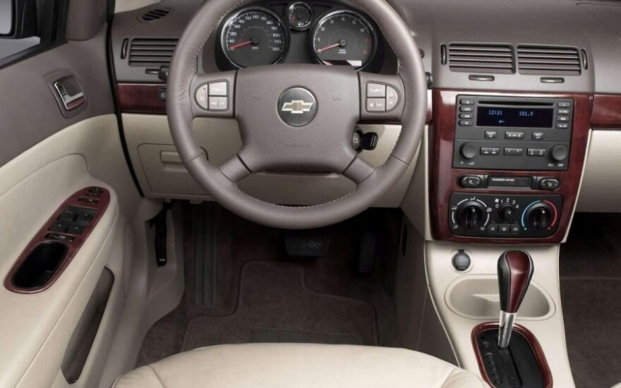 Chevrolet, asociatyvi nuotr.