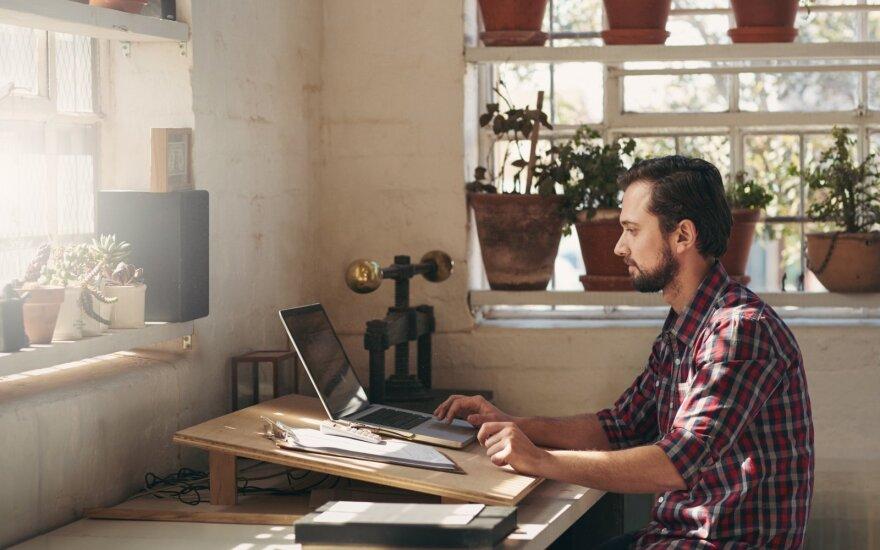 Tyrimas parodė, kas lemia smulkių verslininkų sėkmę