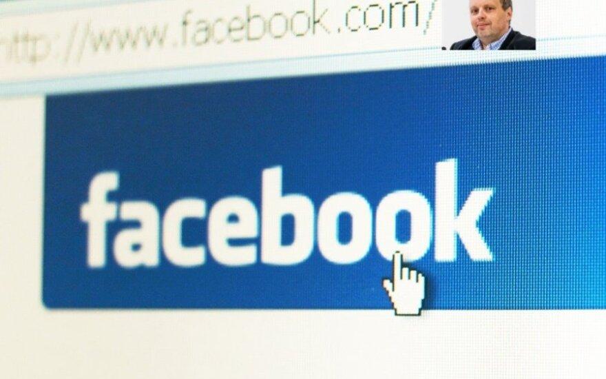 Užkalnis Facebook