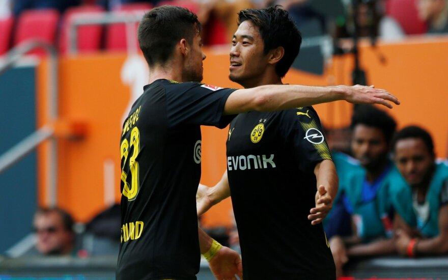 Shinji Kagawa Borussia