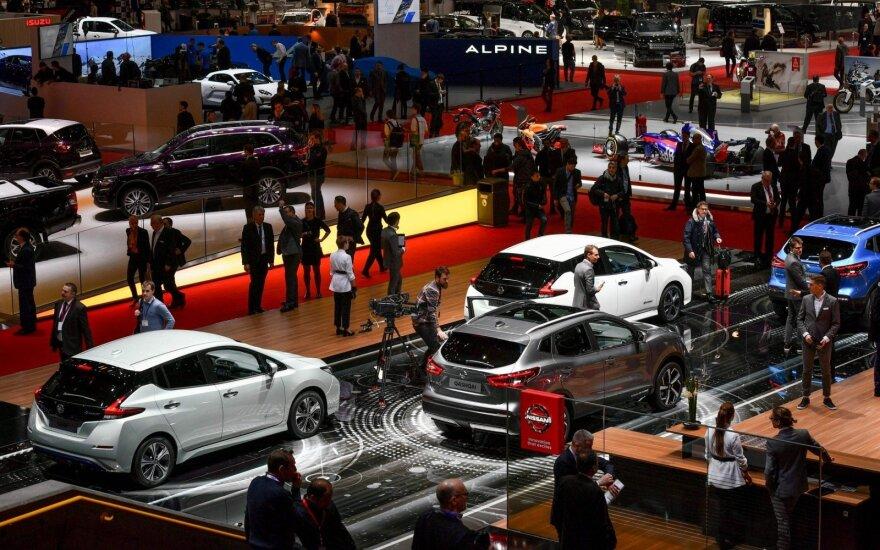 Ženevos automobilių paroda