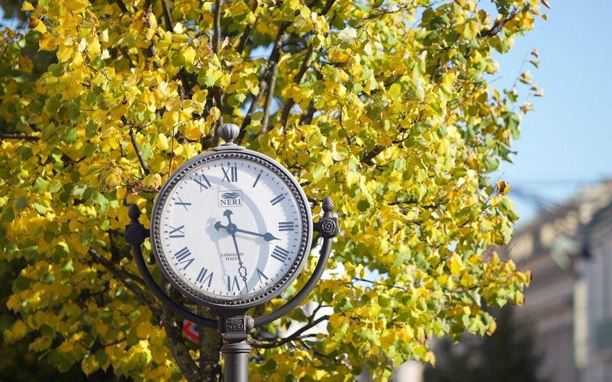 Birželį tems 21 val. arba gruodį švis 9:30: kokiu laiku gyvensime?