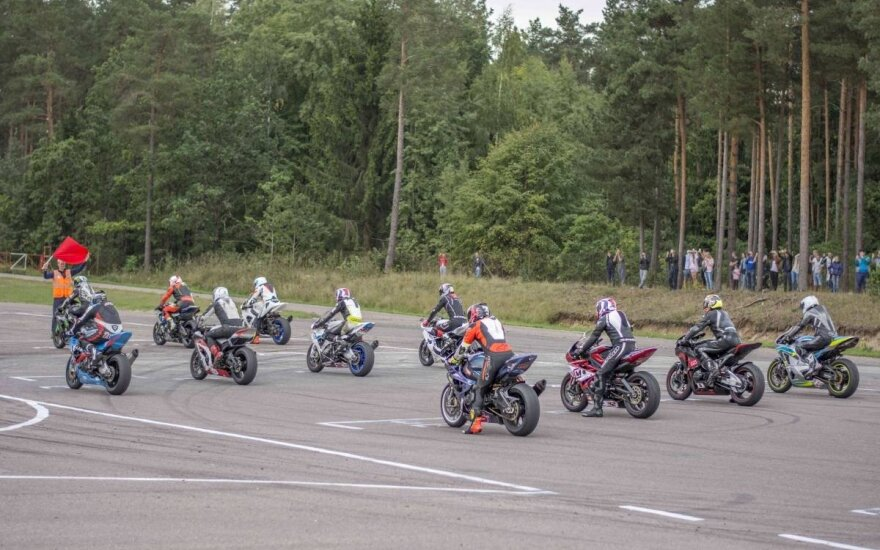 Motociklininkai