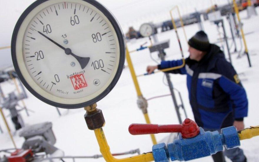 """Gazprom"" milijardai – į Baltarusiją"