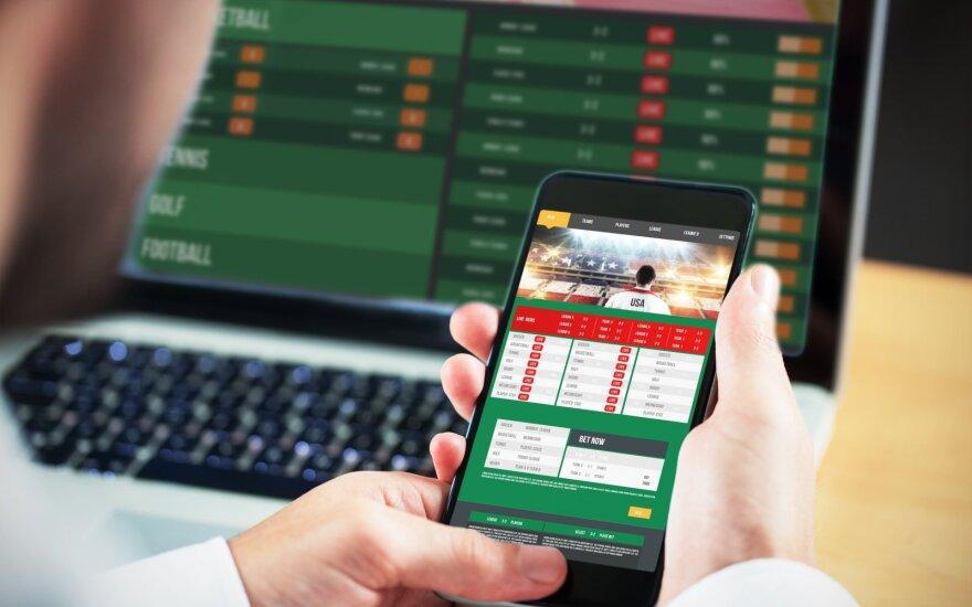 NLŽVA neramina situacija rinkoje: per karantiną nuotoliniai lošimai augo net 345%
