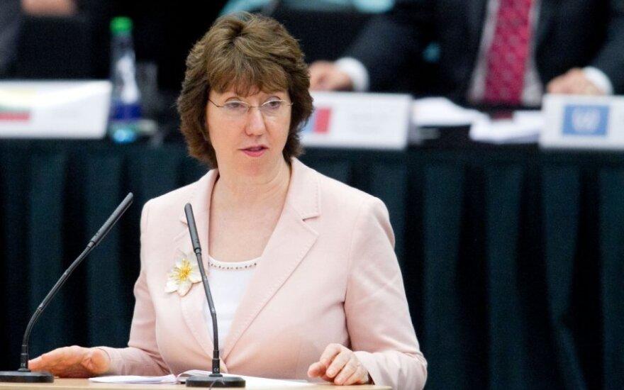 Baroness Catherin Ashton