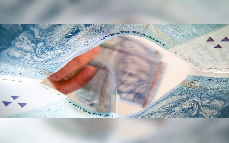 B.Lubys: siektinas vidutinis atlyginimas – 3,5 tūkst.Lt