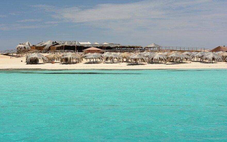 Karštos atostogos Egipte: foto reportažas