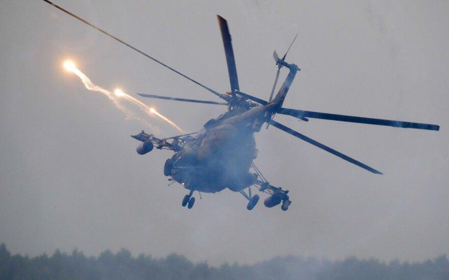 JAV spaudžia NATO partnerius: turime priešą, kuris gali greitai pasiekti Baltijos šalis
