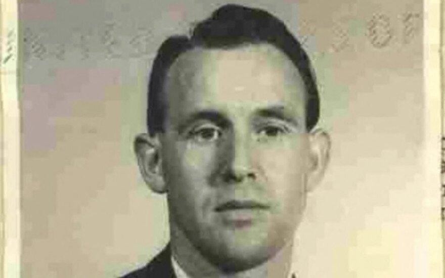 Friedrich Karl Berger, 1959 m.