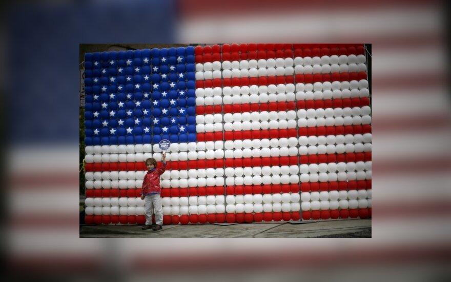 A.Čekuolis: Amerika išsiparduoda
