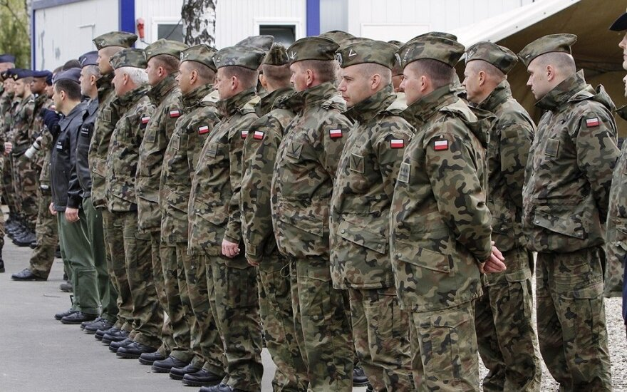 Visegrad 4 countries commit to sending troops to Baltic States