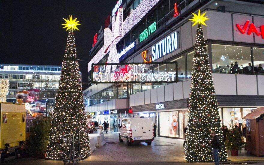 Berlynas, Kalėdų mugė, Eglutė