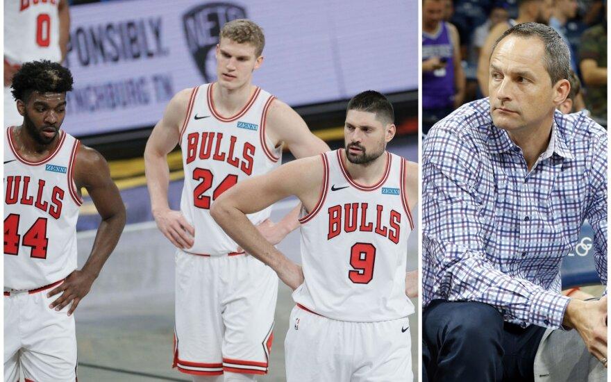 """Čikagos """"Bulls"""" krepšininkai, Artūras Karnišovas"""