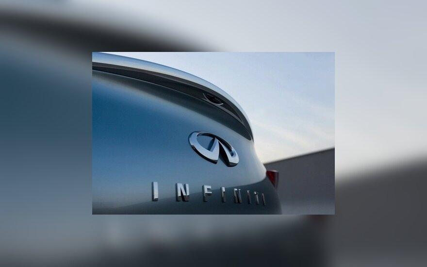 """""""Infiniti"""" iki 2012 m. pristatys elektromobilį"""