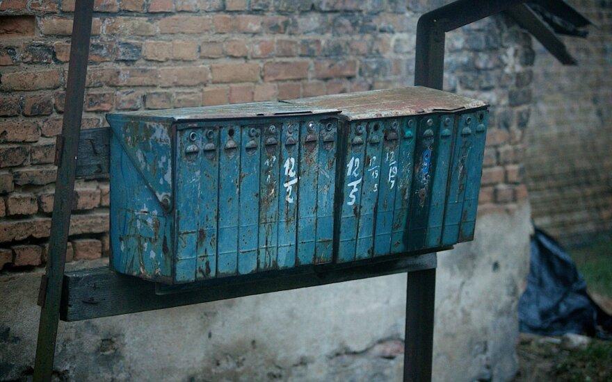 Tarpukario nusikaltimai: milijoninė afera su pašto ženklais
