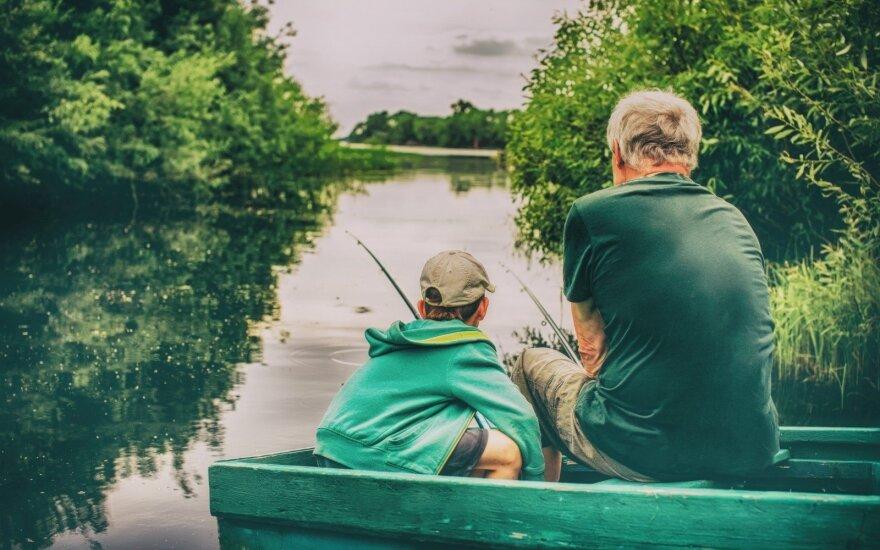Vadovaudamiesi šiais patarimais, užauginsite tikrą žvejį