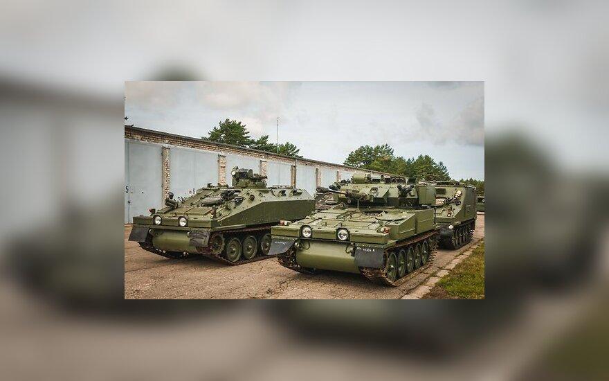 Latvijos gynybos ministerijos nuotrauka