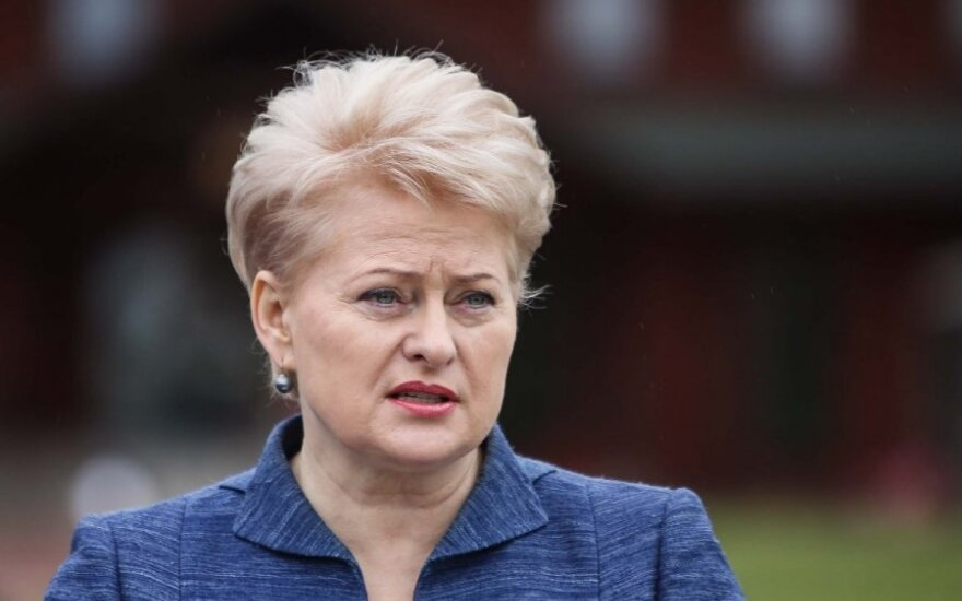 President Grybauskaitė reveals her priorities for second term