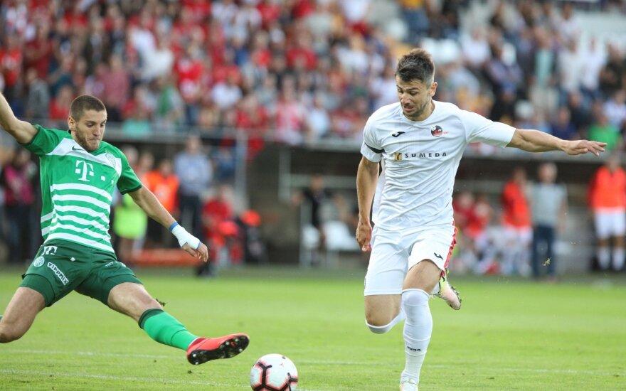 UEFA šalių reitinge – Lietuvos šuolis aukštyn