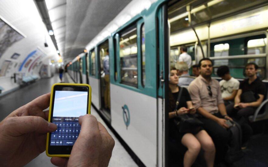 Metro Paryžiuje