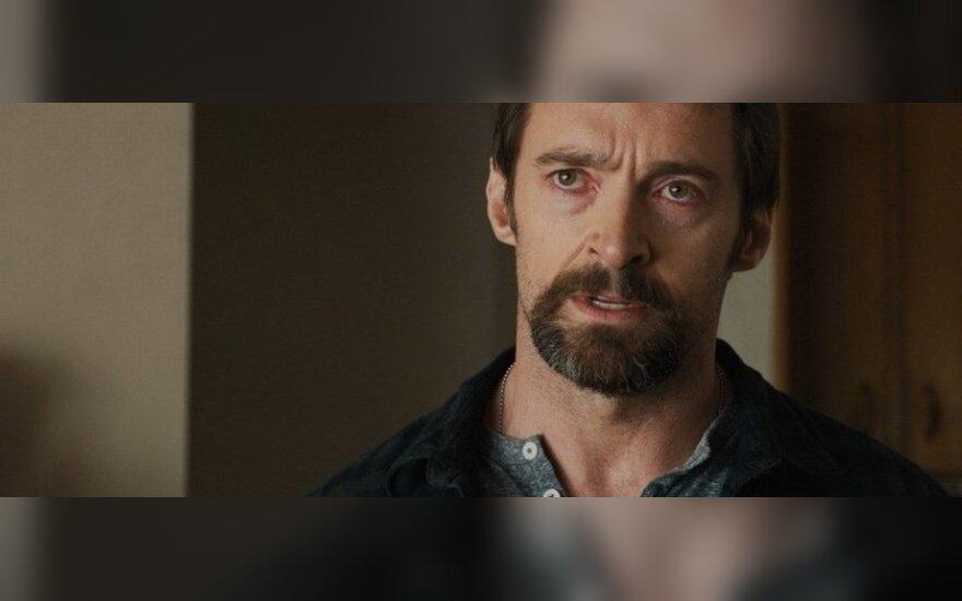 """Hugh Jackmanas filme """"Kaliniai"""""""