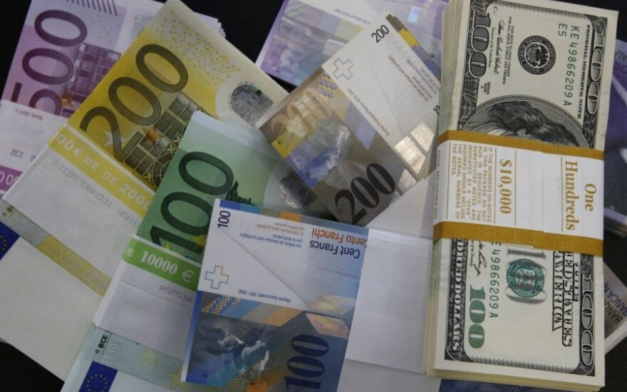 Įvedus eurą – dar vienas galvasopis