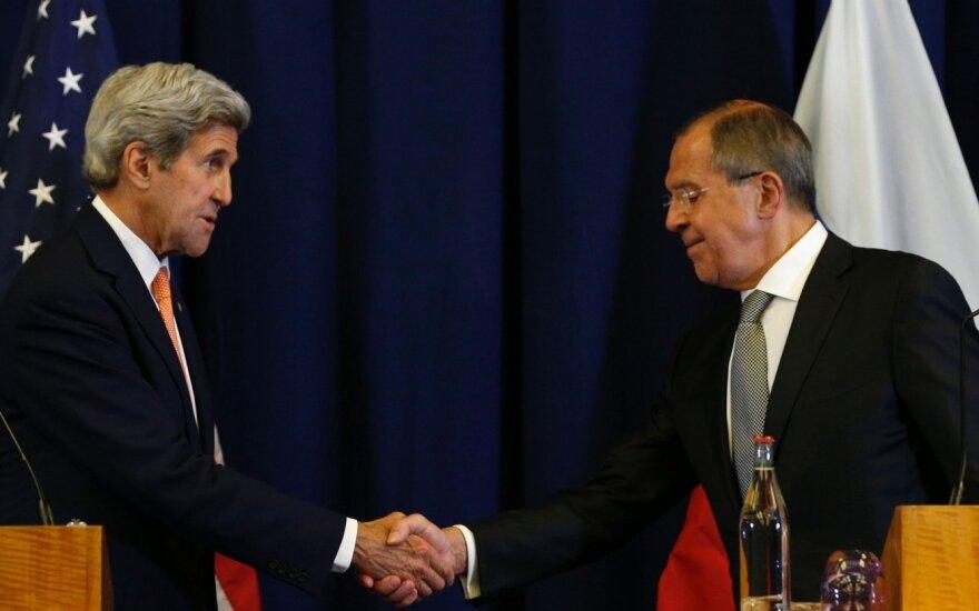 Progresas: JAV ir Rusija pagaliau susitarė