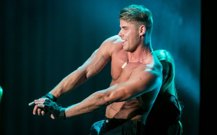 Erotic Show Men 2017