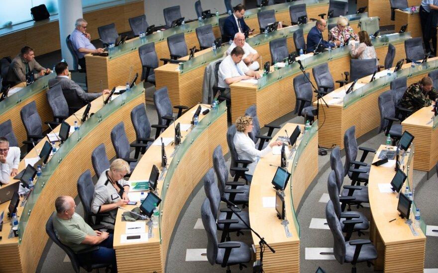 Parliament to decide on carbon dioxide burial