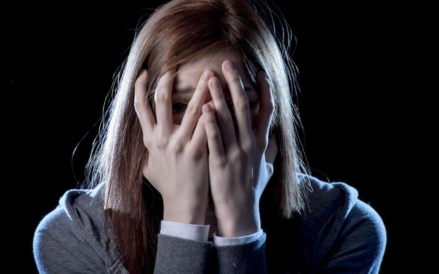 Panikos ataka: kai užgriūna išduoti jausmai