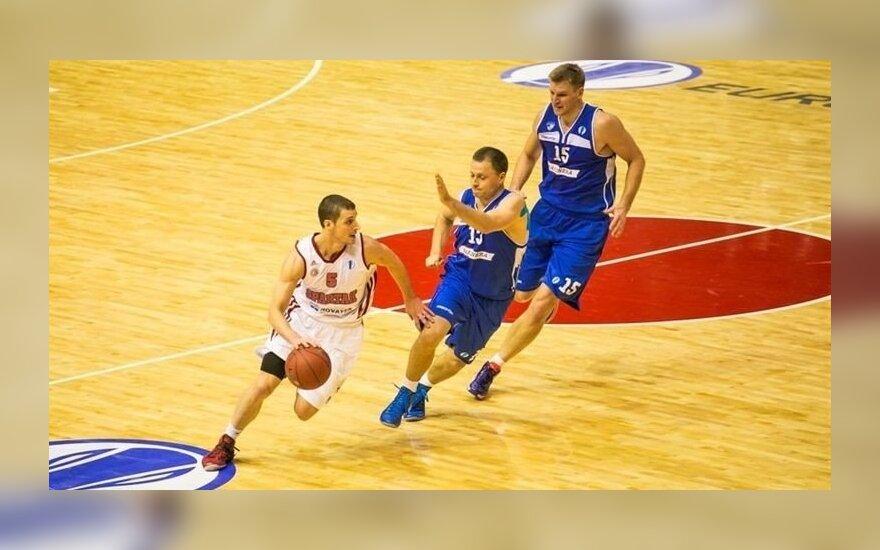 "Klaipėdos ""Neptūnas"" (eurocupbasketball.com nuotr.)"