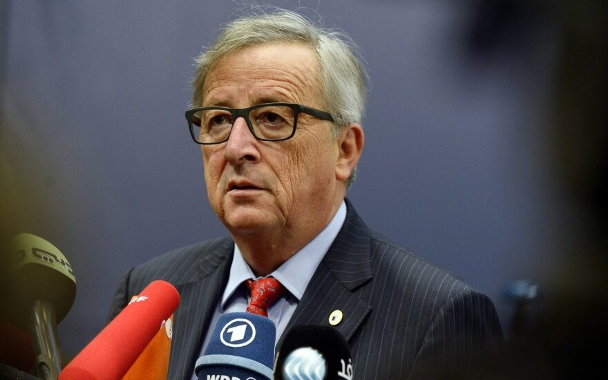 European leaders attack Juncker for decision to meet with Putin in Russia